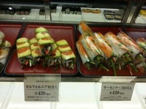 California maki or roll