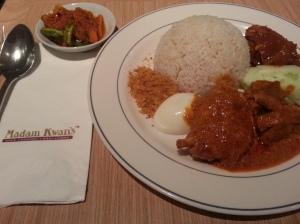 Nasi Lemak, Madam Kwan's