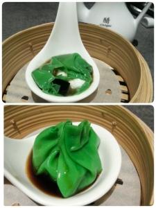 Cendol Xiao long bao