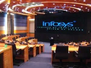 Visit Infosys campus